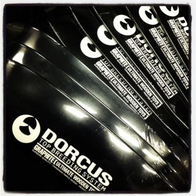 DORCUS GRAPHITE BLACK CRUISER DECK have arrived...