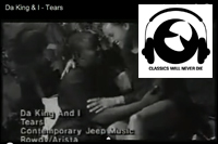 "CLASSICS WILL NEVER DIE...""TEARS"""